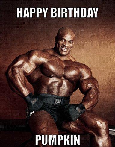 Gym Birthday Meme : birthday, Funny, Happy, Birthday