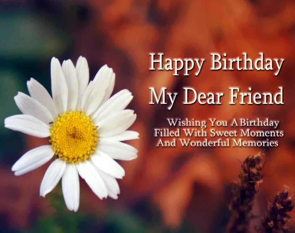 happy birthday friend top
