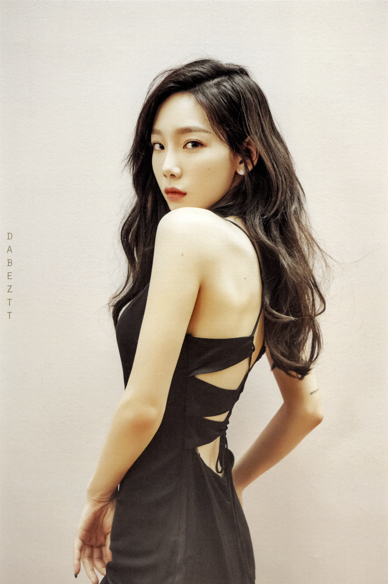 Taeyeon PERSONA Concert Brochure Scans Manuth Cheks