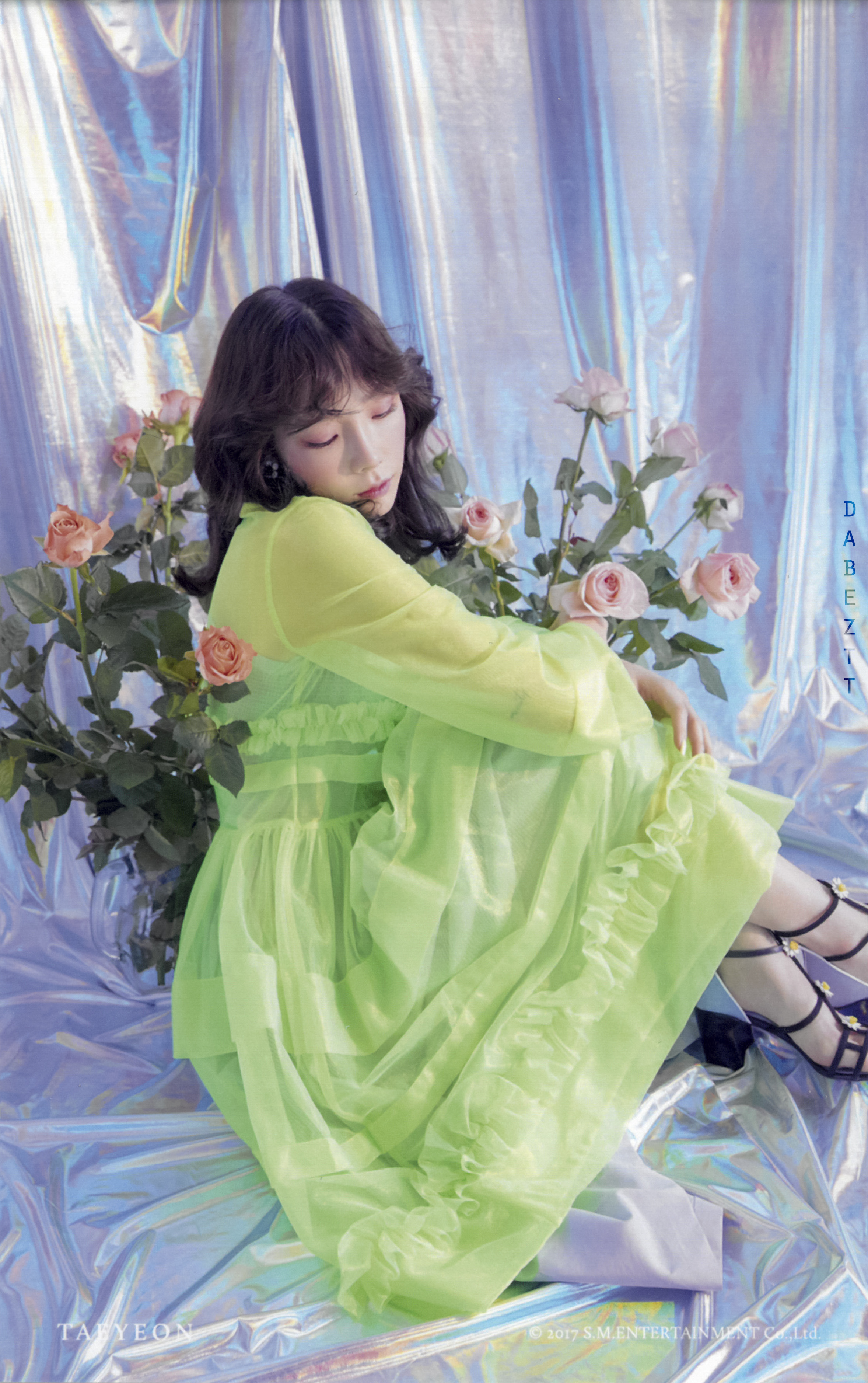 Taeyeon - My Voice - Deluxe Edition | Manuth Chek's SoShi Site