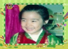 SNSD Tiffany 4 years old