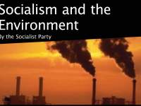 Socialism and the Environment