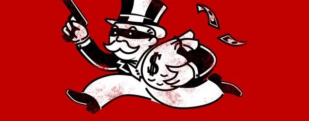 Kecurian dalam Sistem Kapitalisme