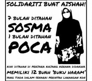 Bebaskan Siti Aishah !