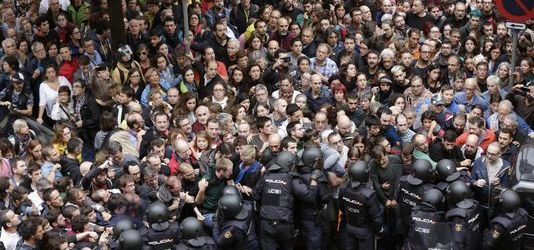 Catalonia/Sepanyol: Aksi massa diperlukan untuk menjatuhkan kerajaan PP!