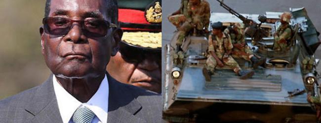 Zimbabwe : Mugabe Telah Jatuh Tetapi Rejimnya Kekal Berkuasa!