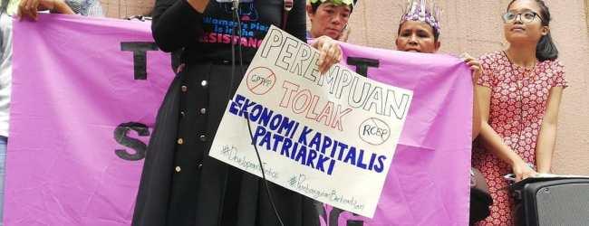 Perarakan Hari Wanita Sedunia 2018 di Kuala Lumpur