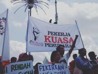 Perjuangan Pekerja di Malaysia Baru : Protes Menuntut Gaji Minimum yang Adil!