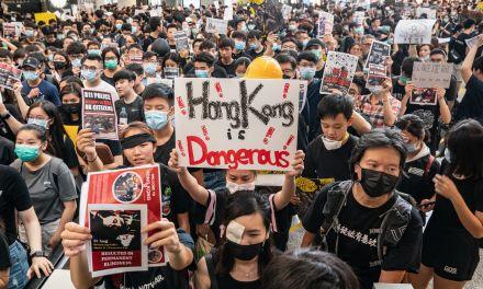 Hong Kong : Pergolakan Rakyat Meningkat