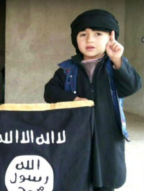 barnesoldat jihad