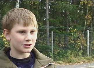 Morens hemmelige kodeord reddet William(11) fra kidnapper.