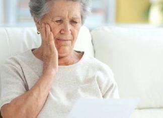 gammel dame vits