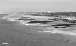 Octobre 2015, marée basse, gros coefficient de marée