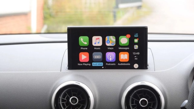 Auto Retrofit - Google Android Auto More Media And Messaging Options