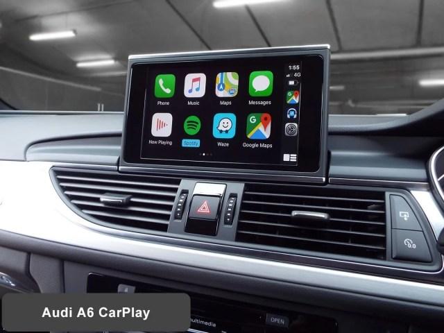 Auto Retrofit - Mercedes Benz Glc43 Amg With Wireless Apple Carplay Installed By Auto Retrofit