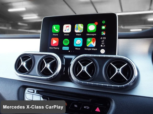 Auto Retrofit - Mercedes Benz A250 With Wireless Apple Carplay Installed By Auto Retrofit
