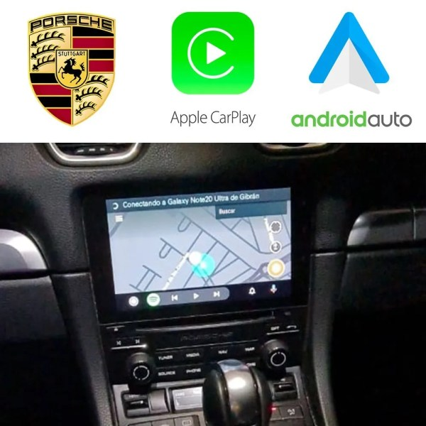Auto Retrofit - Porsche Pcm 4.0 Apple Carplay &Amp; Android Auto Usb Activation