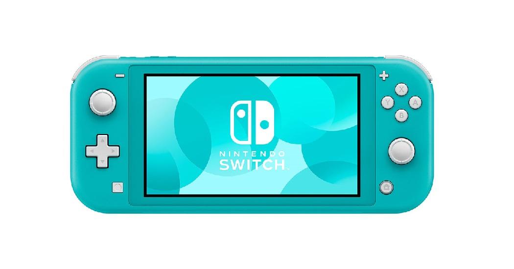 Nintendo Switch Lite-Turquoise 2