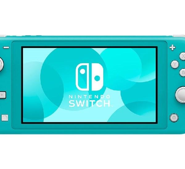 Nintendo Switch Lite-Turquoise 3