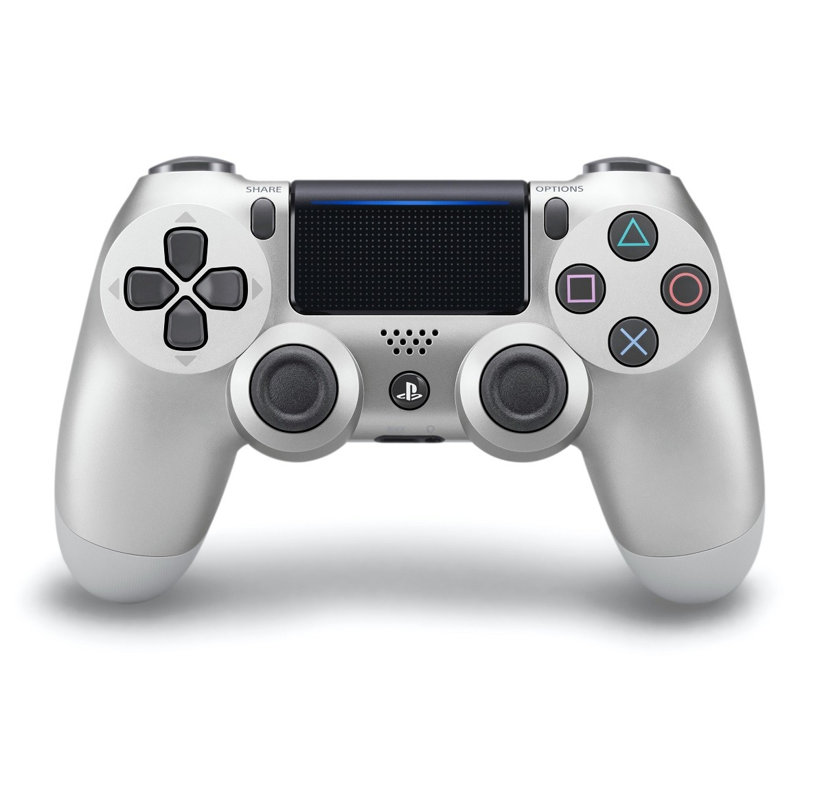 Dualshock®4 Wireless Controller For Ps4™ – Silver