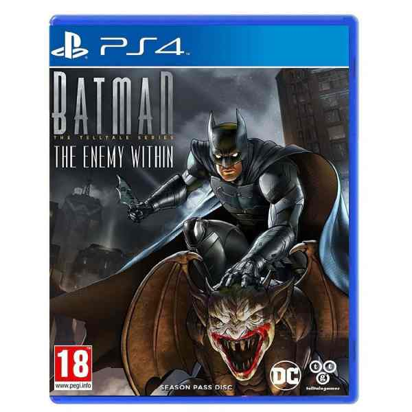 BATMAN-THE ENEMY WITHIN