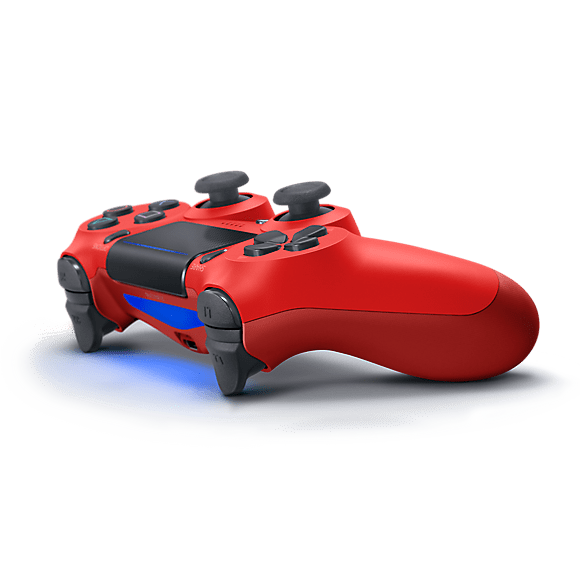 DUALSHOCK®4 Wireless Controller for PS4™ – Magma Red 3