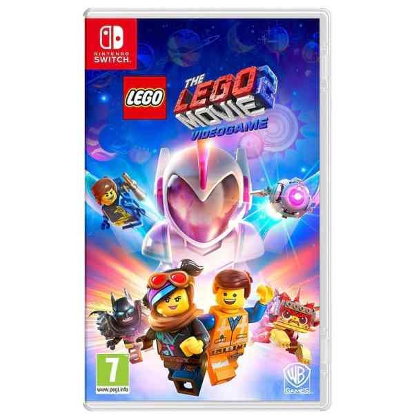 Nintendo Switch The LEGO Movie 2 Videogame