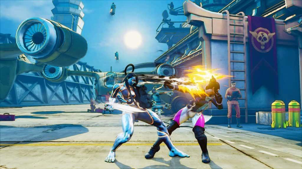 Street Fighter V-Champion Edition