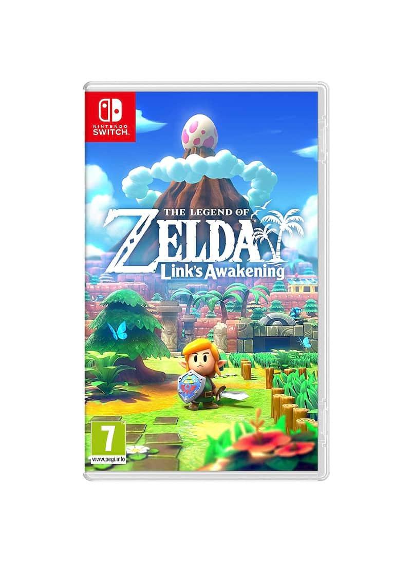 The Legend Of Zelda-Link's Awakening