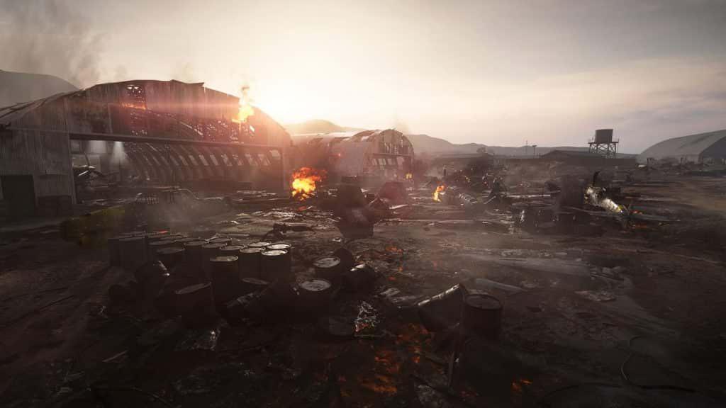 Battlefield V Screen Ps4 Sosogames
