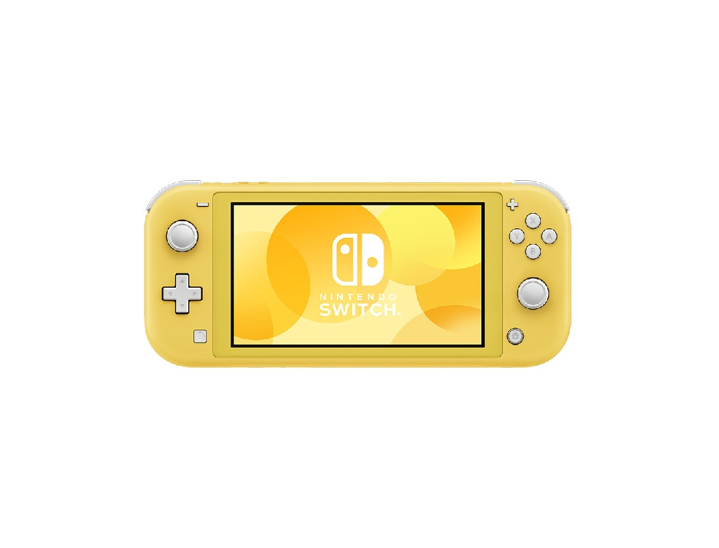 Nintendo Switch Lite-Yellow