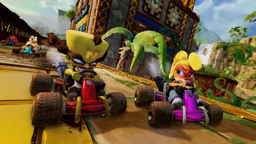 Crash Team Racing Nitro Fueled Switch Screenshot06