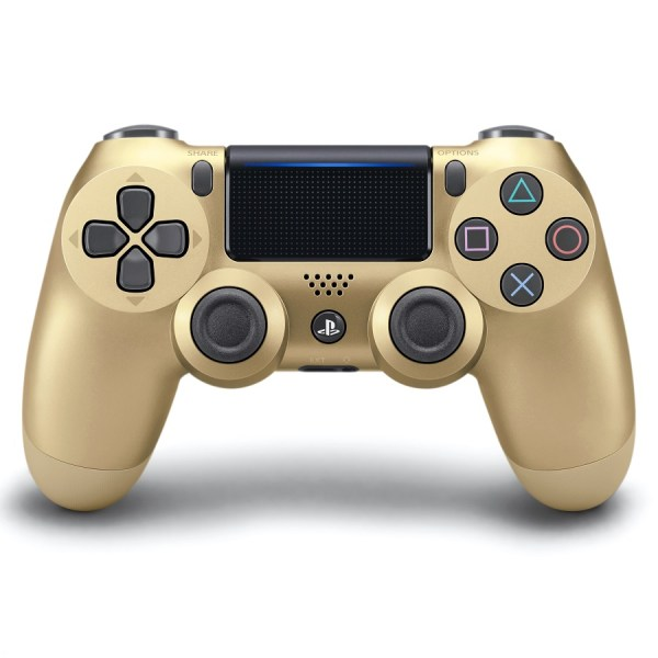 DUALSHOCK®4 Wireless Controller for PS4™ – Gold