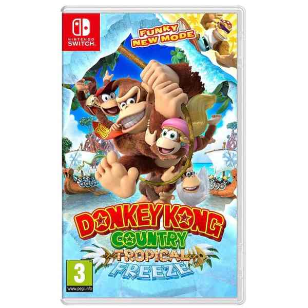 Donkey Kong Country™: Tropical Freeze