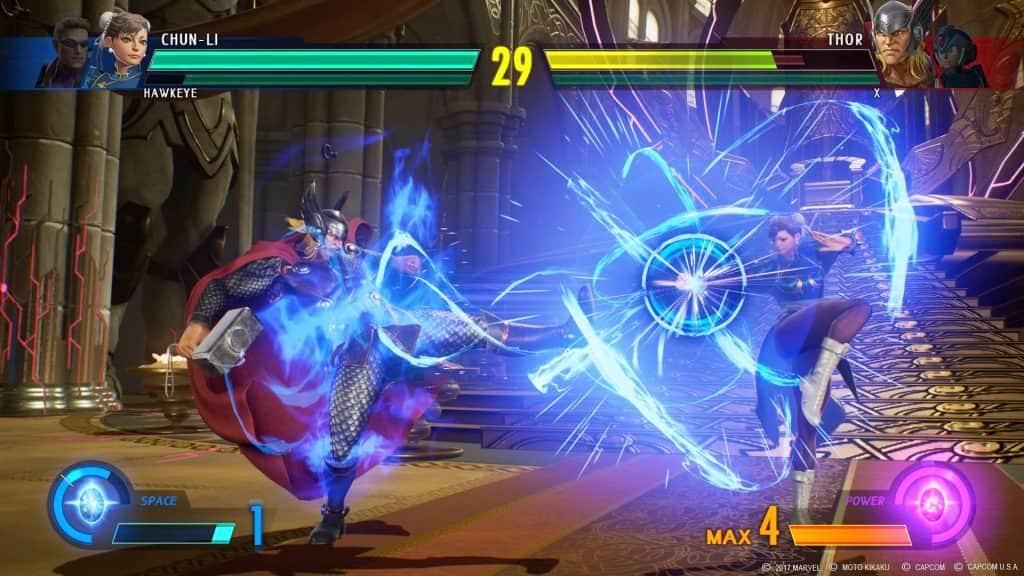 Marvel Vs Capcom Infinite Screen 15 1024X576 1