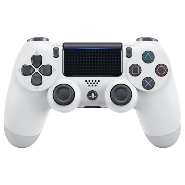DUALSHOCK®4 Wireless Controller for PS4™ – Glacier White