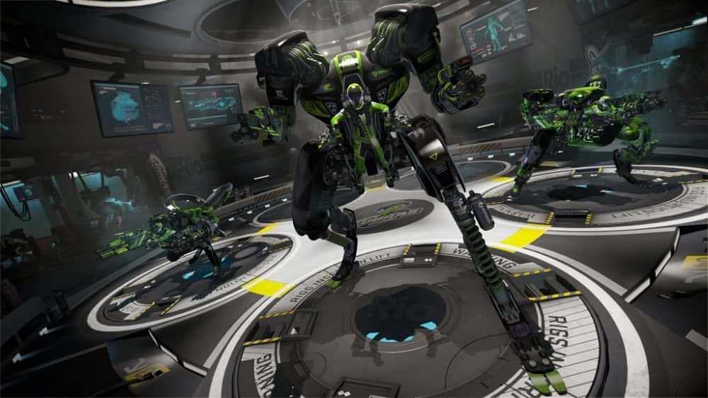 Rigs Mechanized Combat League Screen 02 Ps4 1024X576 1