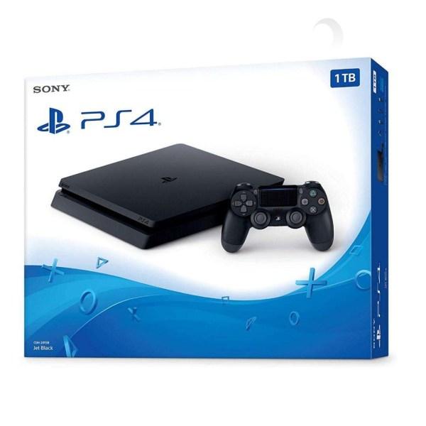 PS4 1tb Slim Console 3