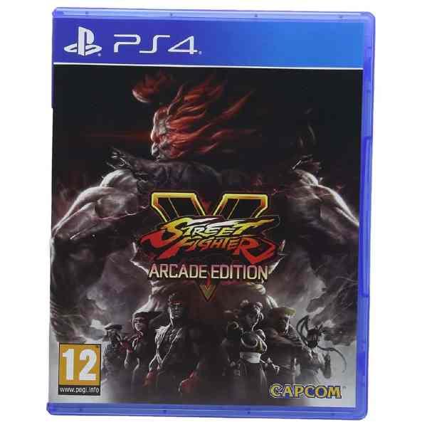 Street Fighter® V: Arcade Edition