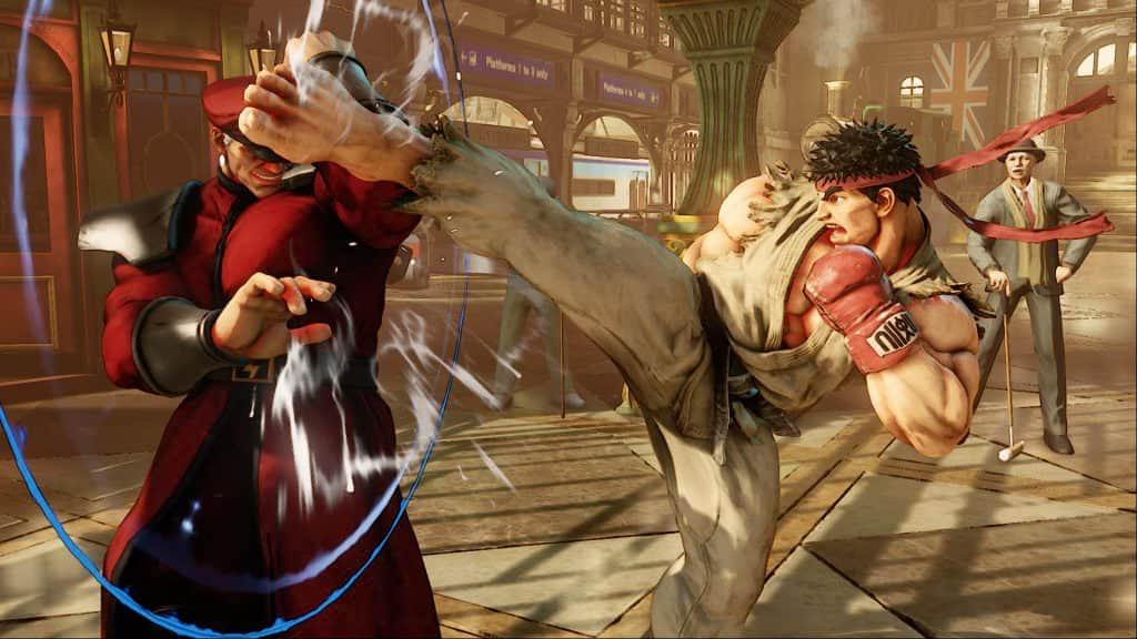 Street Fighter V Screen 01 Ps4 1024X576 1