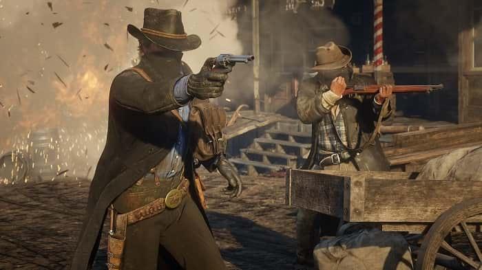 Red Dead Redemption Screen 08 Ps4 Sosogames