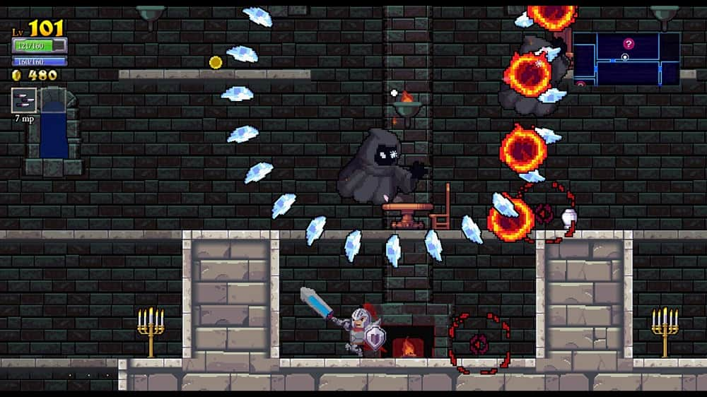Rogue Legacy Switch
