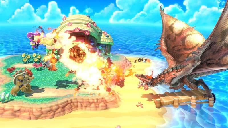 Super Smash Bros Ultimate Switch Screenshot05