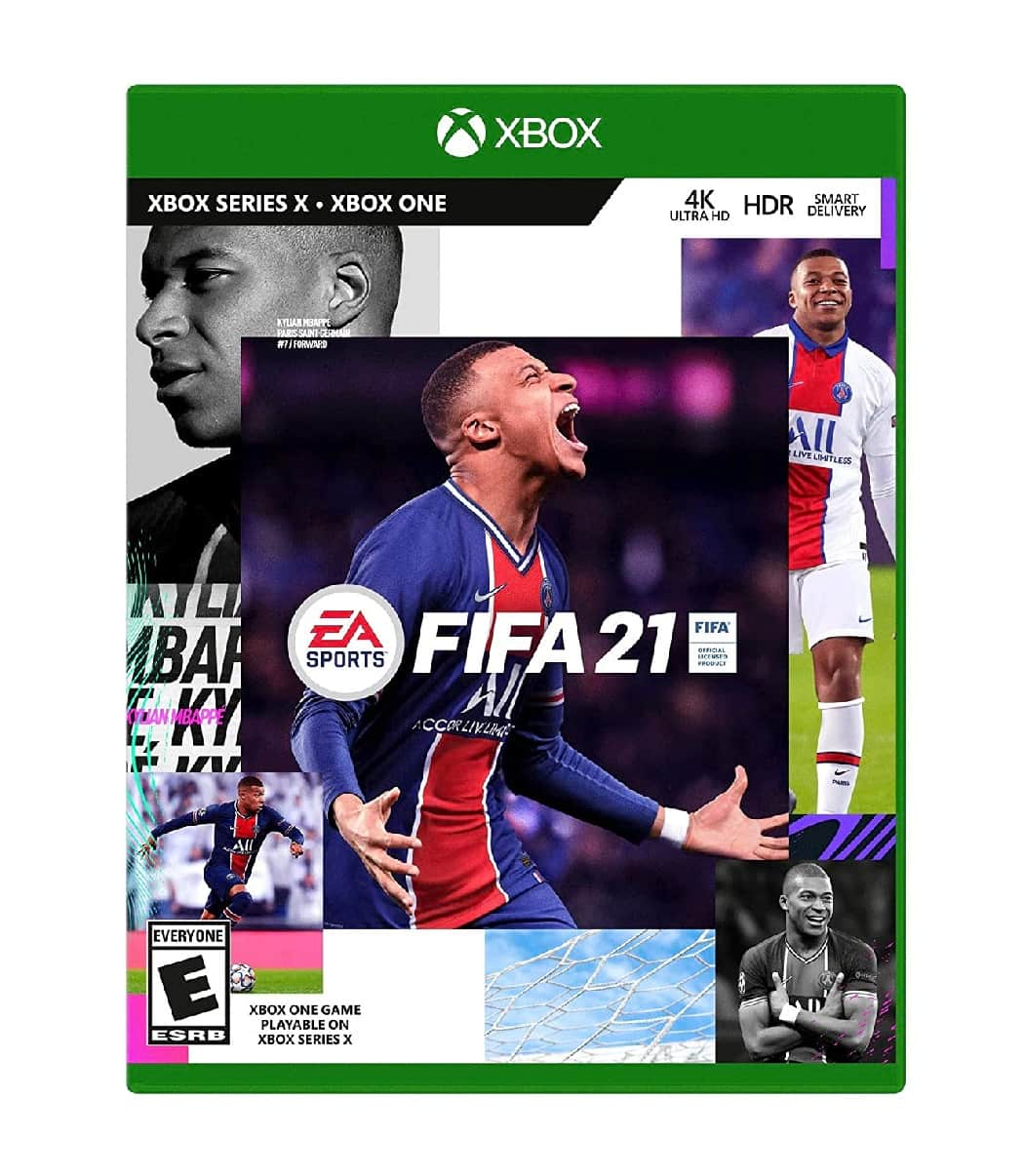 Fifa 21 Xbox 1