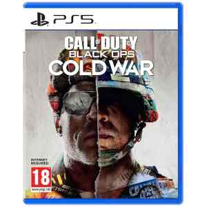 PS5 call of duty cold war