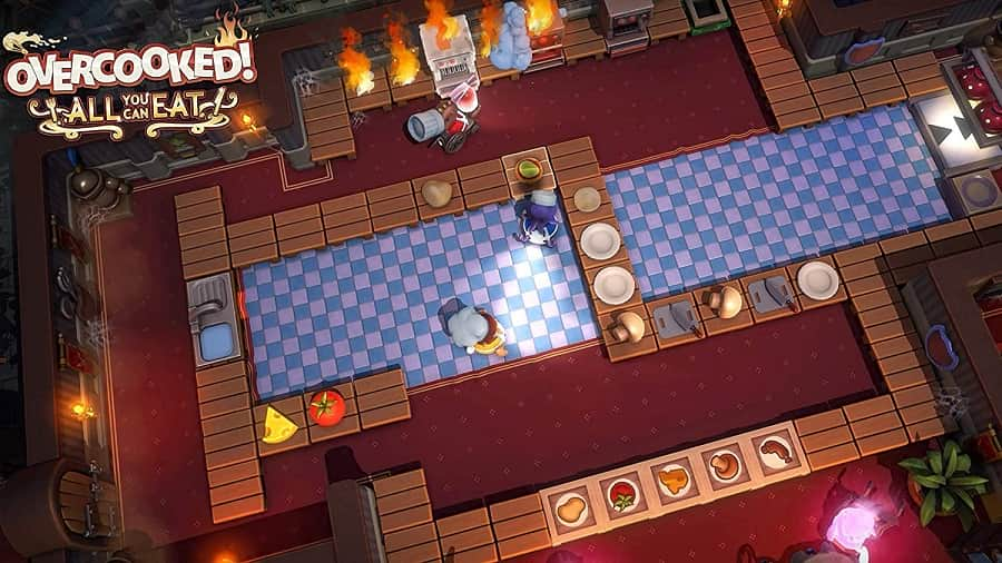 Ps5 Overcooked - All You Can Eat