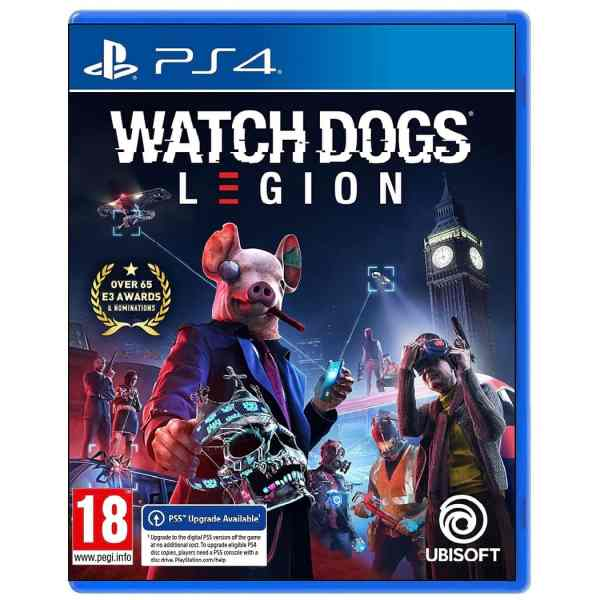 Watch Dogs Legion Sosogames