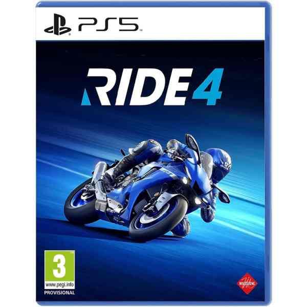PS5 ride 4
