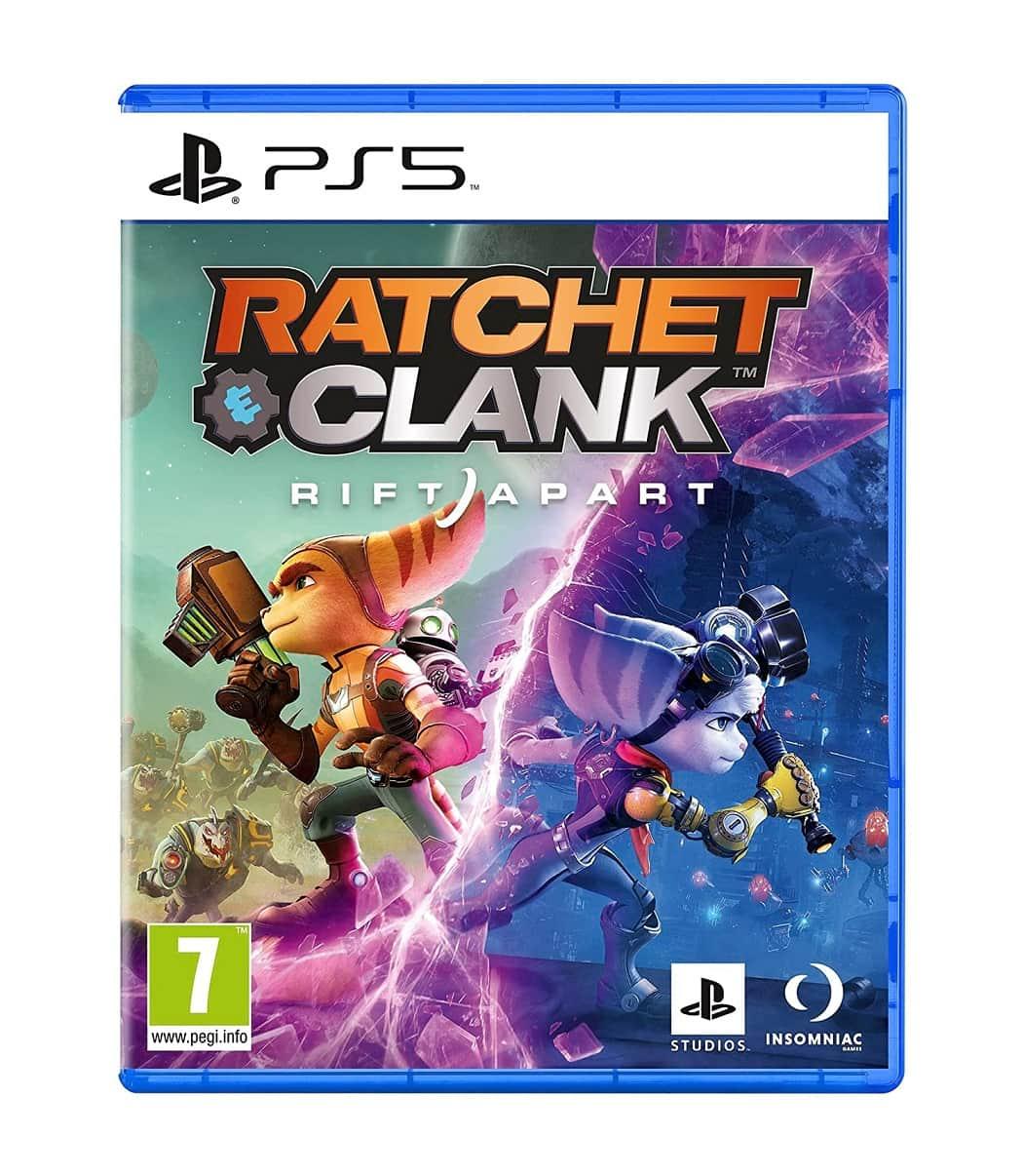 Ratchet &Amp;Amp; Clank: Rift Apart