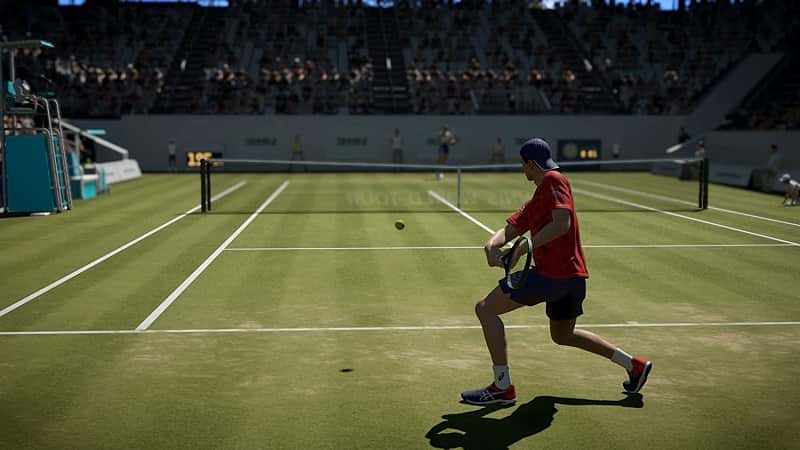Tennis World Tour 2 Shot2 Sosogames